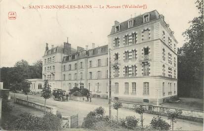 """/ CPA FRANCE 58 """"Saint Honoré les bains, Le Morvan"""""""