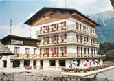 """74 Haute Savoie CPSM FRANCE 74 """"Morzine, hôtel les Fleurs"""""""