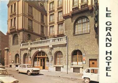 "CPSM FRANCE 80 ""Amiens, Grand Hôtel"""