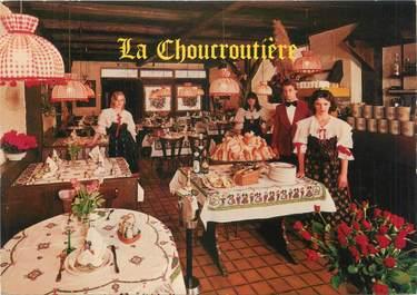 """CPSM FRANCE 57 """"Carling, restaurant La Choucroutière"""""""