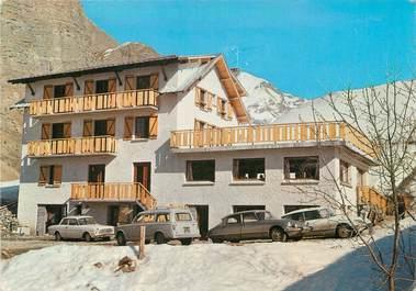 """CPSM FRANCE 05 """"Crevoux, hôtel restaurant Le Parpaillon"""""""
