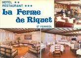 """31 Haute Garonne CPSM FRANCE 31 """"Saint Ferreol, hôtel restaurant La Ferme de Riquet"""""""