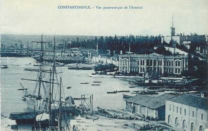 "CPA TURQUIE ""Constantinople"""