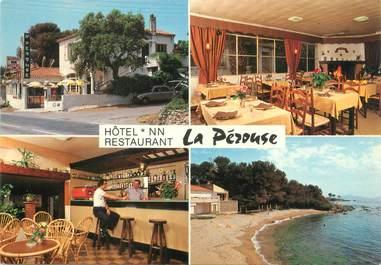 """CPSM FRANCE 83 """"Saint Aygulf, hôtel restaurant La Perouse"""""""
