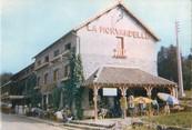 """58 Nievre CPSM FRANCE 58 """"Lac des Settons, hôtel de la Morvandelle"""""""