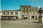 """47 Lot Et Garonne CPSM FRANCE 47 """"Penne d'Agenais, hôtel du Commerce"""""""