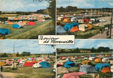 CPSM BELGIQUE / CAMPING Florenville