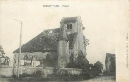 """CPA FRANCE 55 """"Bouconville, l'église"""""""