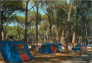 """CPSM ITALIE """"San Vincenzo"""" / CAMPING"""