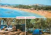 "Espagne CPSM ESPAGNE ""Tarragona"" / CAMPING"