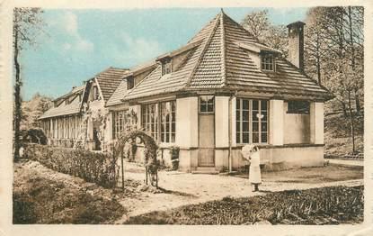 """CPA FRANCE 55 """"Les Islettes, maison de convalescence"""""""