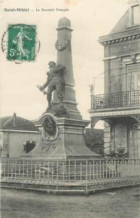 """CPA FRANCE 55 """"Saint Mihiel, le souvenir français"""""""