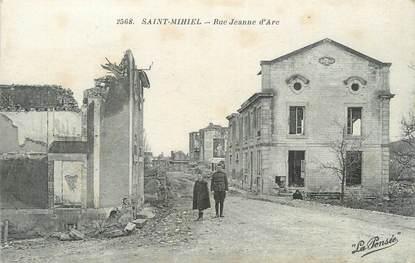 """CPA FRANCE 55 """"Saint Mihiel, rue Jeanne d'Arc"""""""
