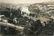 """55 Meuse CARTE PHOTO FRANCE 55 """"Saint Mihiel, vue générale vallée de la Meuse"""""""