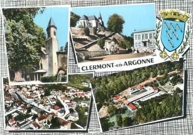 """CPSM FRANCE 55 """"Clermont en Argonne"""""""