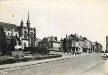 """CPSM FRANCE 55 """"Etain, la rue Raymond Poincaré"""""""