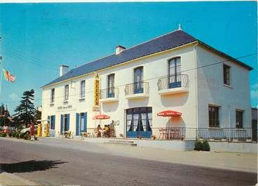 """CPSM FRANCE 44 """"Bourgneuf en Retz, hôtel de la gare"""""""