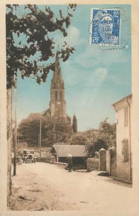 """CPA FRANCE 65 """"Orleix, l'église"""""""