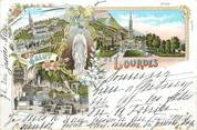 "65 Haute PyrÉnÉe CPA FRANCE 65 ""Lourdes"""