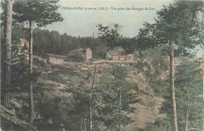 """CPA FRANCE 06 """"Peira Cava, vue prise des Granges du Lac"""""""