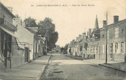 """CPA FRANCE 41 """" Lamotte Beuvron """""""