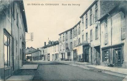 """CPA FRANCE 42 """" St Denis de Cabanne """""""