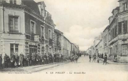 """CPA FRANCE 44 """" Le Pallet """""""
