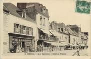 """35 Ille Et Vilaine CPA FRANCE 35 """" Cancale, hôtel de France, quai Gambetta """""""