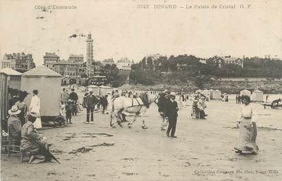 """CPA FRANCE 35 """" Dinard, le palais de Cristal """""""
