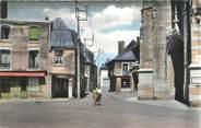 """35 Ille Et Vilaine CPSM FRANCE 35 """" La Guerche de Bretagne, rue du Cheval Blanc """""""