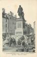 """39 Jura CPA FRANCE 39 """" Lons le Saunier, statue du général Lecourbe """""""