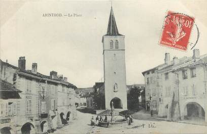 "CPA FRANCE 39 "" Arinthod, place """