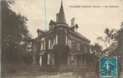 "CPA FRANCE 39 "" Villers Farlay """