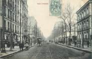 """75 Pari CPA FRANCE 75014 """"Paris, la rue Alésia"""""""