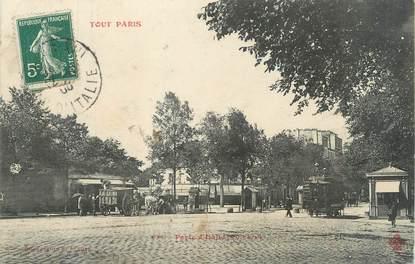 """CPA FRANCE 75013 """"Paris, porte d'Italie"""""""