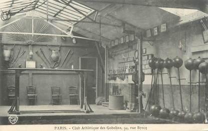 """CPA FRANCE 75013 """"Paris, club Athlétique des Gobelins"""""""