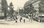 "75 Pari CPA FRANCE 75012 ""Paris, l'avenue Ledru Rollin"""