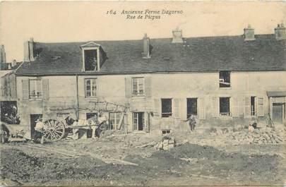 """CPA FRANCE 75012 """"Paris, rue de Picpus, ancienne ferme Dagorno"""""""