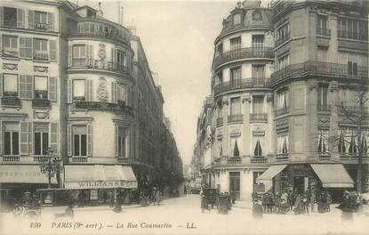 "CPA FRANCE 75009 ""Paris, la rue Caumartin"""