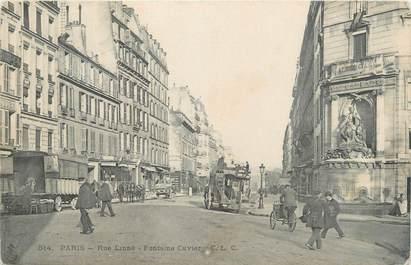 "CPA FRANCE 75005 ""Paris, rue Linné"""