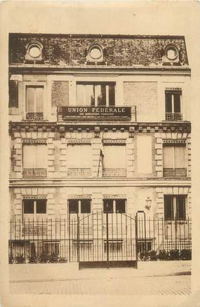 """CPA FRANCE 75004 """"Paris, rue Brissac, la maison de l'union Brissac"""""""
