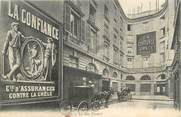 "75 Pari CPA FRANCE 75002 ""Paris, la rue Favart"" / ASSURANCE"