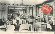 """75 Pari CPA FRANCE 75001 """"Paris, grands magasins du Louvre, le salon de thé"""""""