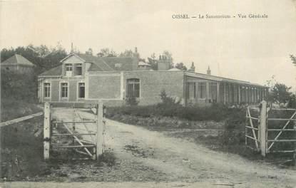 """CPA FRANCE 76 """"OIssel, le sanatorium"""""""