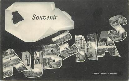 """/ CPA FRANCE 07 """"Souvenir d'Aubenas"""""""