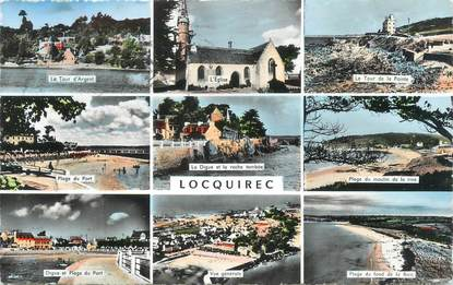 """CPSM FRANCE 29 """"Locquirec"""""""