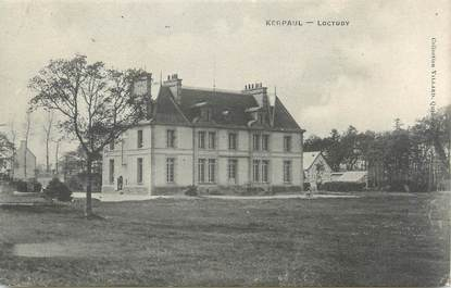 "CPA FRANCE 29 ""Kerpaul, Loctudy """