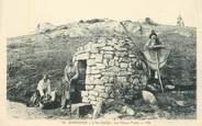 """29 Finistere CPA FRANCE 29 """"Carantec, l'Ile Callot, le vieux puits"""""""