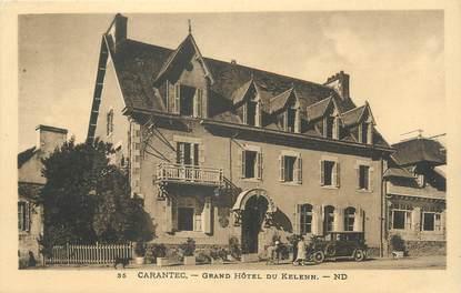 "CPA FRANCE 29 ""Carantec, grand hôtel du Kelenn"""
