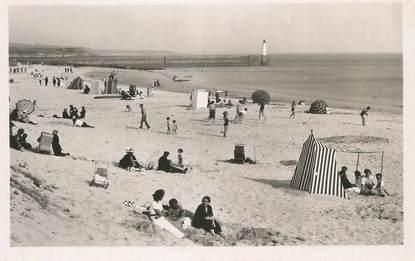 """CPSM FRANCE 29 """"Audierne, un coin de la plage"""""""